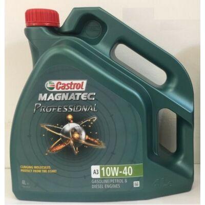 Castrol Magnatec Professional 10w40 A3/B4 4 liter motorolaj