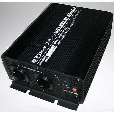Solartronics Inverter 12v-230v 2000 w