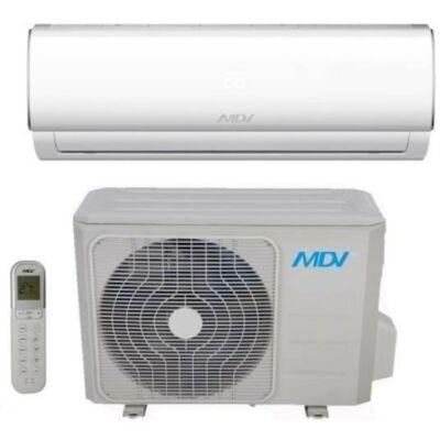 MDV 3,5 kW Oldalfali inverteres klíma