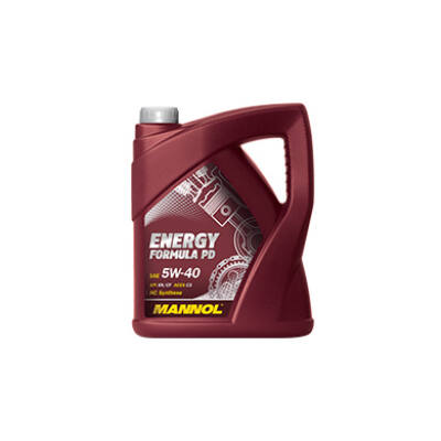 MANNOL ENERGY FORMULA PD 5W-40 5 liter motorolaj