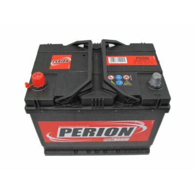Perion - 12v 68ah - autó akkumulátor - bal+ *ázsia (5684050557482)