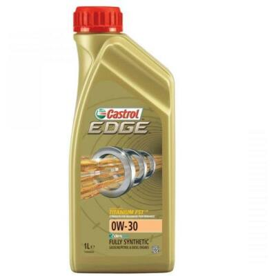 Castrol Edge Titanium 0w-30 1l Motorolaj