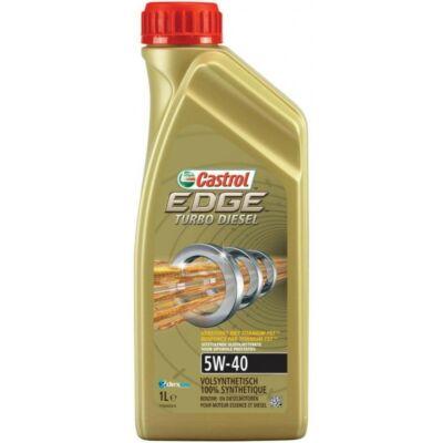 Castrol Edge Titanium TD 5w40 1L motorolaj