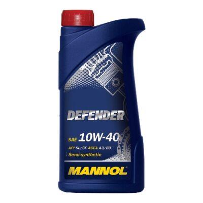 MANNOL DEFENDER 1L MOTOROLAJ SAE 10W-40 SL/CF
