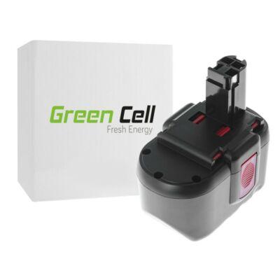 Green Cell PT42 Bosch Akkumulátor 3000 mAh
