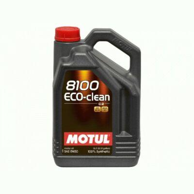 MOTUL 8100 Ecoclean 0W30 5 liter motorolaj