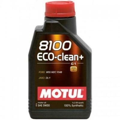 MOTUL 8100 ECOClean+ 5W30 1 liter motorolaj
