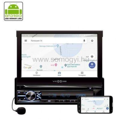 Autórádió és multimédia lejátszó VB X800