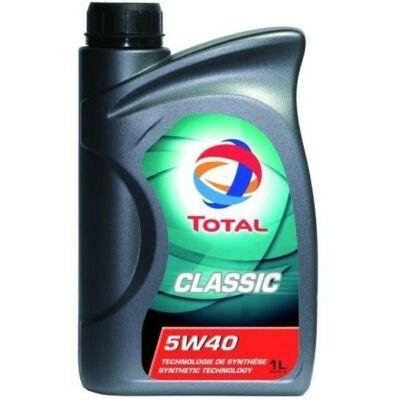 Total CLASSIC 5W40 1L motorolaj