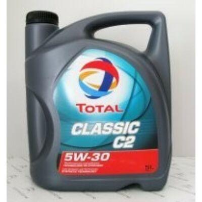Total CLASSIC C2 5W30 5L motorolaj