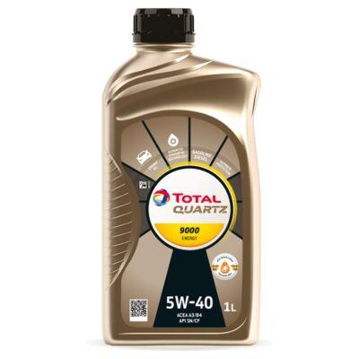 TOTAL QUARTZ 9000 ENERGY 1 Liter motorolaj