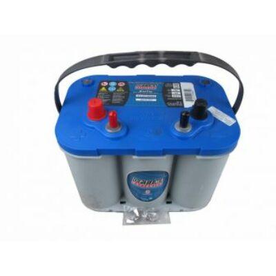 Optima Blue - 12v 55Ah - autó akkumulátor - bal+ -* csavaros *DC-4,2 (8162530008882)